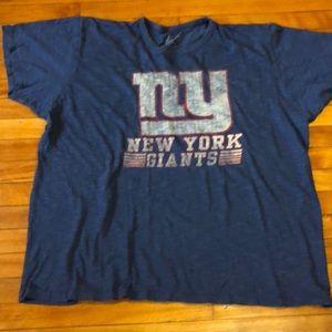 Men's New York Giants t-shirt